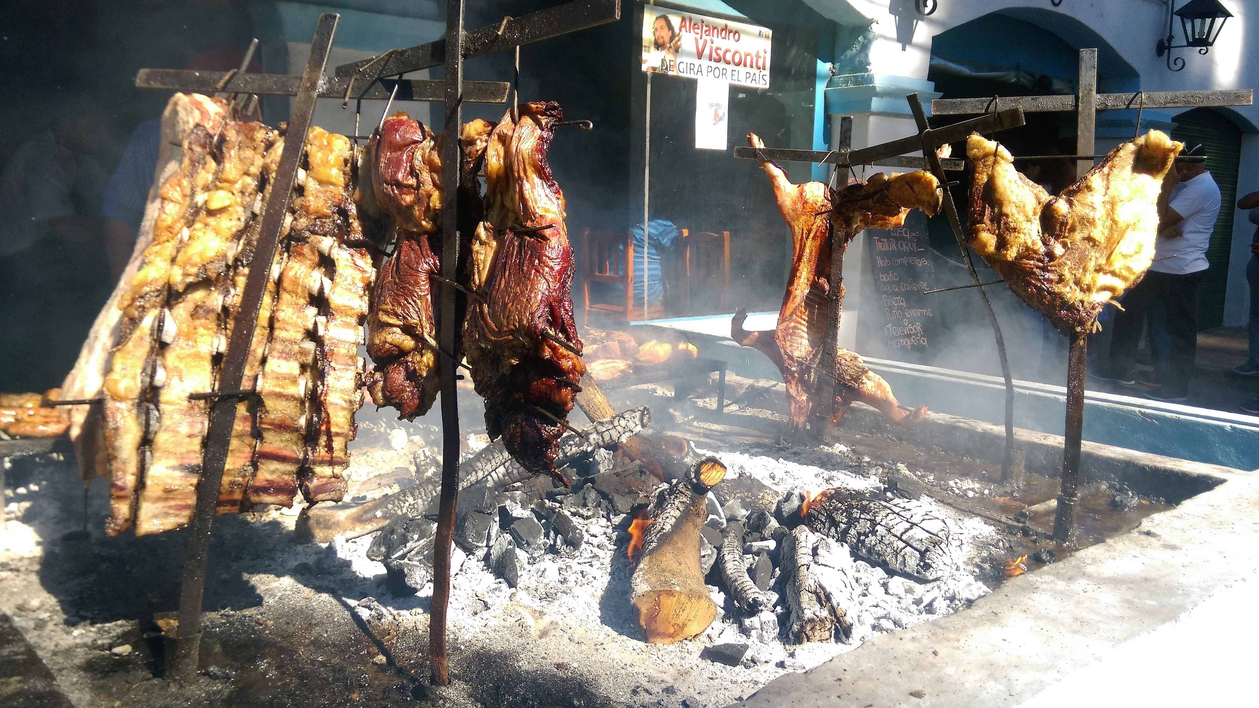 Australia Doesn T Do Bbq S Argentina Does